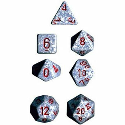 Speckled: 7pc Dice Set - Air - Nerdy Nerd