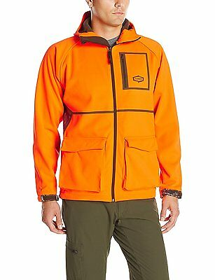 Yukon Gear Men's Waylay Soft Shell Hunting Jacket Hiking Camping Fishing Travel