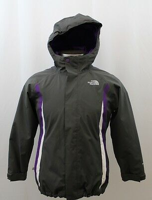 Girl's THE NORTH FACE Hyvent Windbreaker Waterproof Jacket Size M (10/12)