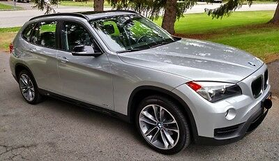 2013 BMW X1  2013 BMW X1 x28i - Silver - Excellent Condition! Certified!
