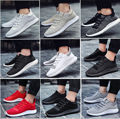 Men's sports Shoes Fashion Breathable Casual Sneakers running Shoes