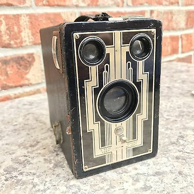 Vintage Kodak Brownie Target Six-16 Camera Box Decor