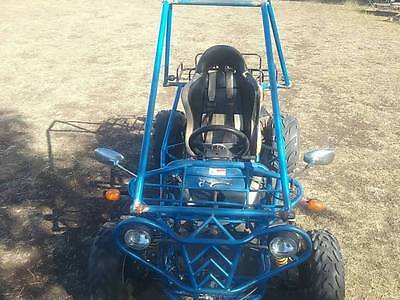 buggy works fine 150cc has battery now  GY6 Quad bike Teen|Adult Dune buggie