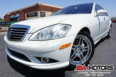 2008 Mercedes-Benz S-Class 08 S550 AMG Sport Package S Class 550 FULLY LOADED 2008 S550 AMG Sport Package S Class 550 Sedan like 2007 2009 2010 2011 2012