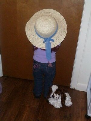 Time out doll   Mandy Off For A walk With her Puppy