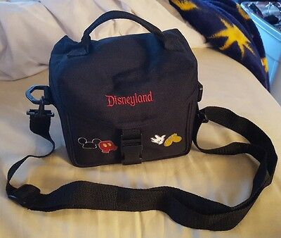 DISNEYLAND Mickey Mouse official camera bag
