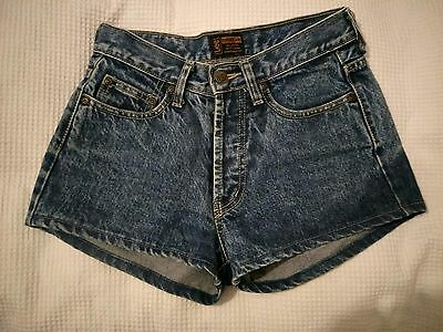 vintage LEE denim high waisted short shorts