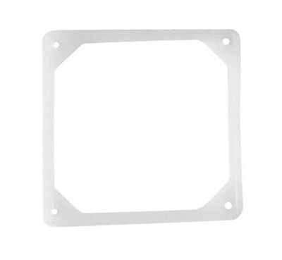 92mm Noise Reduction Fan Rubber Frame , Clear