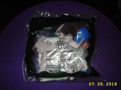 2005 Pig(Runt Of The Litter)#6 McDonald's Toy Disney Chicken Little sealed MIP