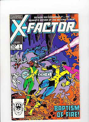 x-factor comics lot