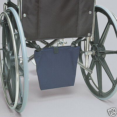 Canvas Urine Drainage Bag Holder/Cover / catheter and wheelchair users nice