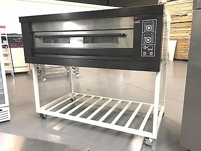 Electric Single Deck Bakery Oven