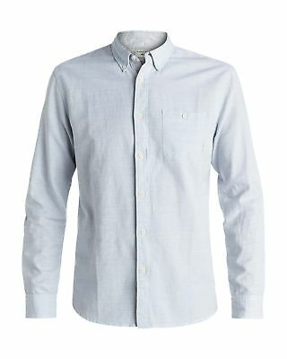 NEW QUIKSILVER™  Mens Waterfalls Long Sleeve Shirt  Tops
