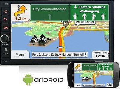 IgO Software - USA Canada Mexico 2016.Q3 Map for Android or WINCE + 8GB card map