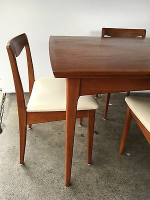Mid Century Modern Fler Flerholme Dining Chair ( Set Of 6 Available) Featherston