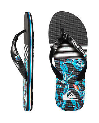 NEW QUIKSILVER™  Mens Molokai Division Remix Thongs Flip Flops Slippers