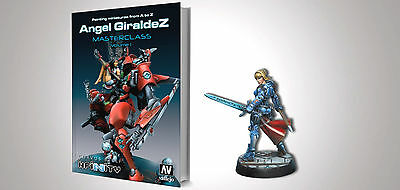 Painting Miniatures from A to Z Angel Giraldez  Vol 1 with Joan of Arc Infinity
