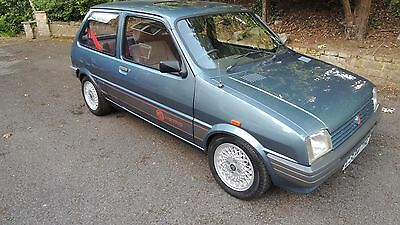 1986 MG METRO with Genuine 12085 miles From New