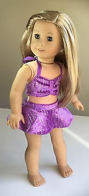 "Fit American Girl Or Our Generation 18"" Doll Clothes. Bathers Only"