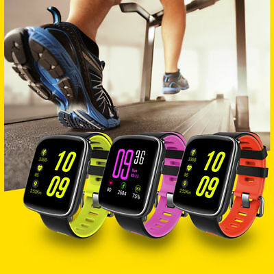 GV68 Waterproof Sports Smart Watch Fitness Tracker Pedometer For Android Iphone
