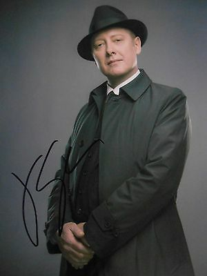 James Spader  8x10 auto photo in Excellent Condition