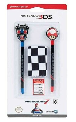 Nintendo 3Ds Mario Kart Stylus Kit - Official Nintendo