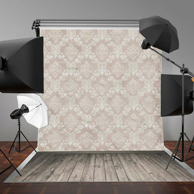 5x3FT Concise Wood Floor Photography Backdrop Photo Background For Studio Prop