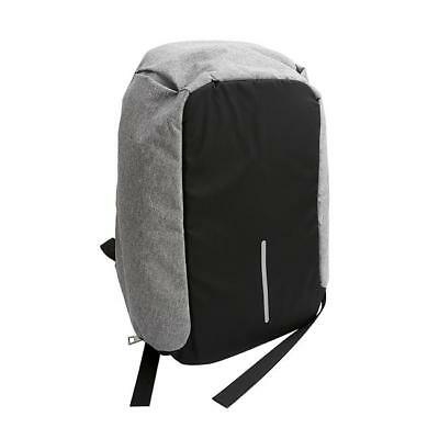 Anti Theft Backpack Waterproof with USB Port Laptop Notebook School Travel Bag F