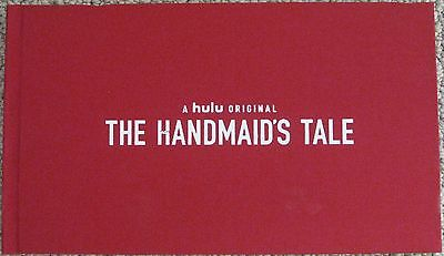 The Handmaid's Tale Hulu Press Promo Photo Book Margaret Atwood Elisabeth Moss