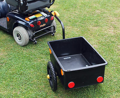 Mobility Scooter Mini Cargo GoGo Pride Trailer Disability Transport Solution New