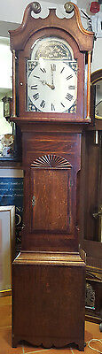 19th Century Grandfather Clock. Delivery Arranged