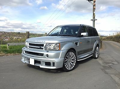 2007 Land Rover Range Rover Sport Hse Tdv8 Cosworth