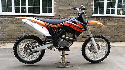 KTM 350 450 sxf sx f 2012 only 23 hrs from new!