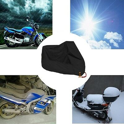 Protector Waterproof Outdoor Motorbike UV Rain Dust Motorcycle Cover