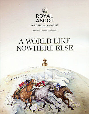 Royal Ascot Official Magazine 2017