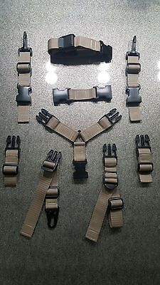 Airsoft,shooting,light Tan Multi-Sling System,airsoft,paintball,hunting,sniper