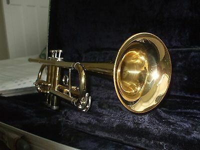Lovely Conn U.S.A Director TRUMPET +Origional Case and Mouthpiece