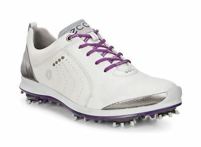 ECCO LADIES GOLF BIOM G2 - Concrete/Purple - NEU direkt aus dem Pro-Shop !