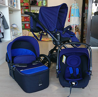 Carro de bebe silla de paseo Jane Muum Matrix IMPECABLE