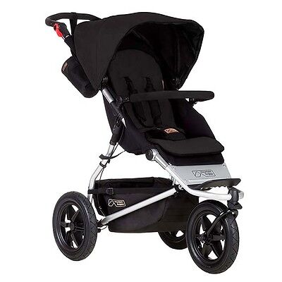 Mountain Buggy Urban Jungle 3 - Black