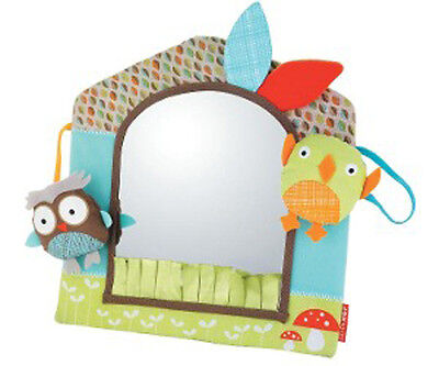 Skip Hop Treetop Freinds Activity Mirror