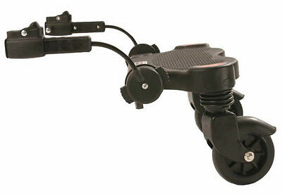 Valco Baby Hitch Hiker Ride On Board Black