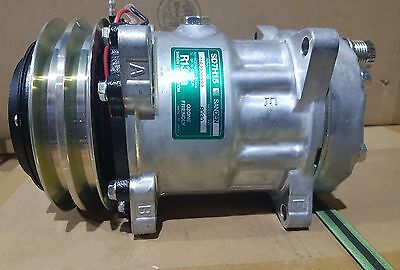 NEW Sanden Universal SD7H15 8030 Air conditioning Compressor Aircon A/C AC Pump