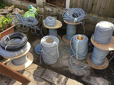 Cable 2Core 1mm 90 Meters NEW