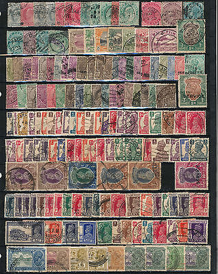 Collection Of Early Indian Empire Good Used