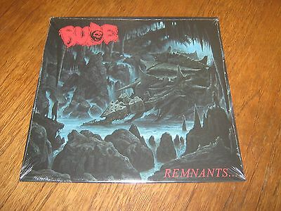 """RUDE """"Remnants..."""" LP  gruesome death"""
