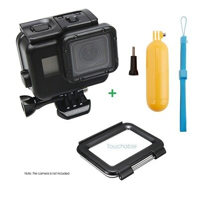 Black 45M Waterproof Protective Housing Diving Case Underwater f GoProHD Hero5 6