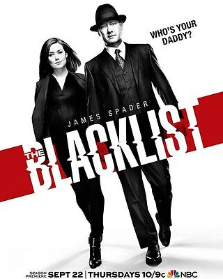 THE BLACKLIST SEASON 4 COMPLETE Series FOUR FOURTH DVD Brand New Sealed