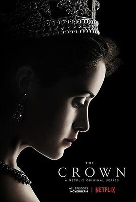 THE CROWN SEASON 1 Series ONE FIRST DVD Brand New Sealed