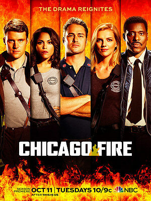 CHICAGO FIRE SEASON 5 COMPLETE Series FIVE FIFTH DVD Brand New Sealed
